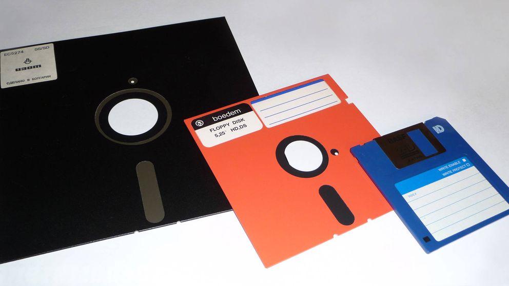 El arsenal nuclear de EEUU todavía se controla con disquetes de 1970