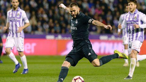 Real Valladolid - Real Madrid en directo: resumen, goles y resultado