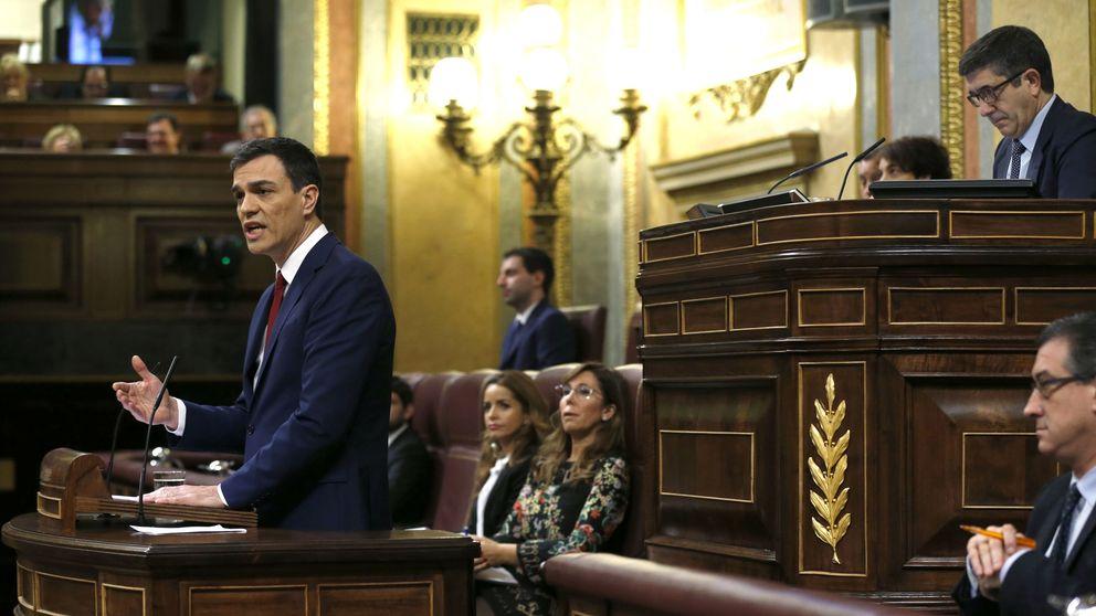 López diseña plenos de control contra el PP en apoyo de otro intento de Sánchez