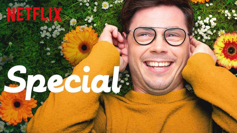 Foto: Ryan O'Connell, protagonista de 'Special'. (Netflix)