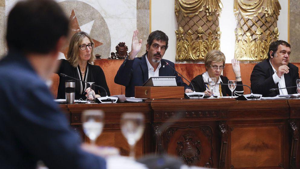 El Rey vuelve al Consistorio de San Sebastián... 'gracias' a la Manada