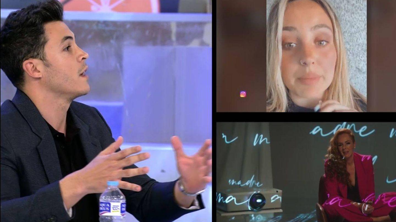 Kiko Jiménez en 'Sálvame'. (Mediaset España)