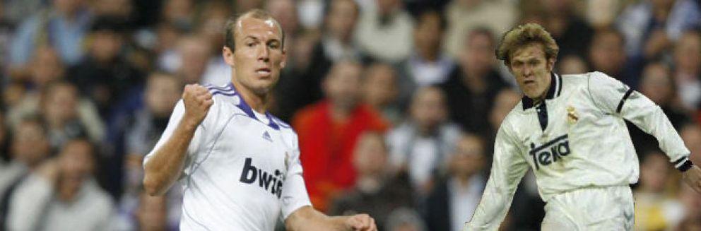 Foto: Robben no es Prosinecki, de momento