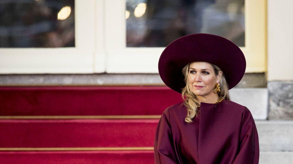 Foto: La reina Máxima de Holanda. (Getty)