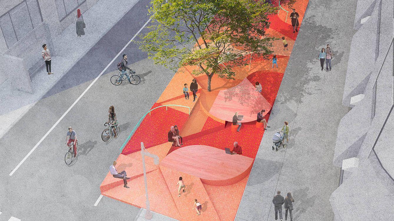 Un proyecto neoyorquino busca rediseñar las ciudades en su neurodiversidad