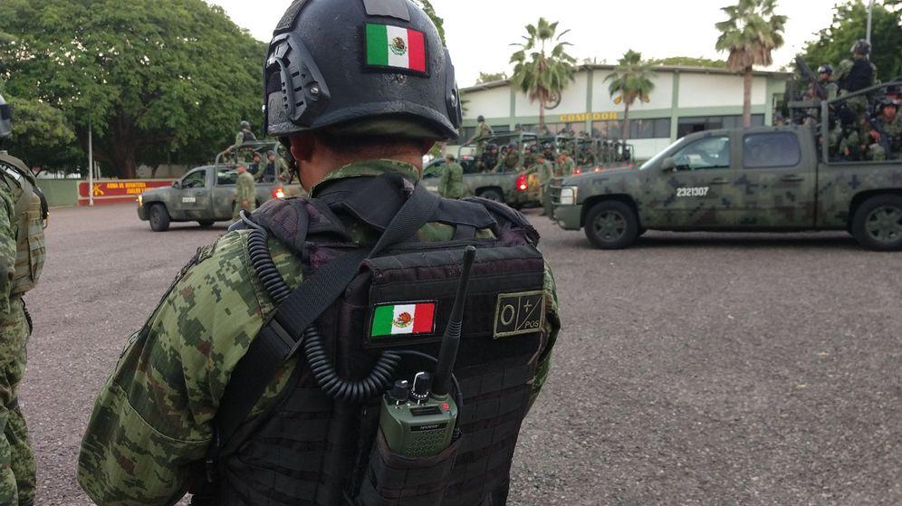 Foto: La policía mexicana se ve impotente para frenar la ola de violencia que sacude varias zonas del país (EFE/José Méndez)