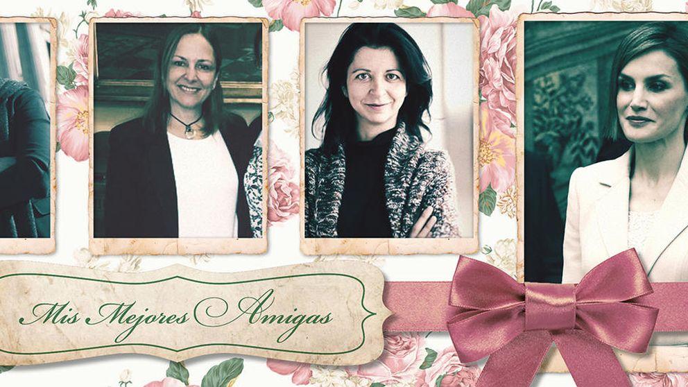 Sonsoles Ónega, Ana Prieto e Inma Aguilar: las 'best friends' de Letizia