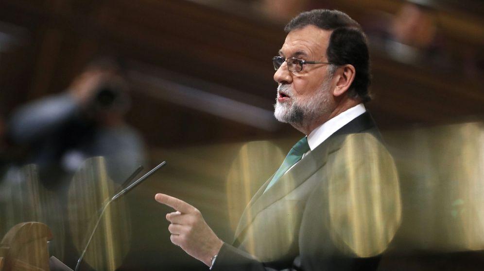 Foto: Moción de censura Congreso de los diputados | EFE Javier Lizón