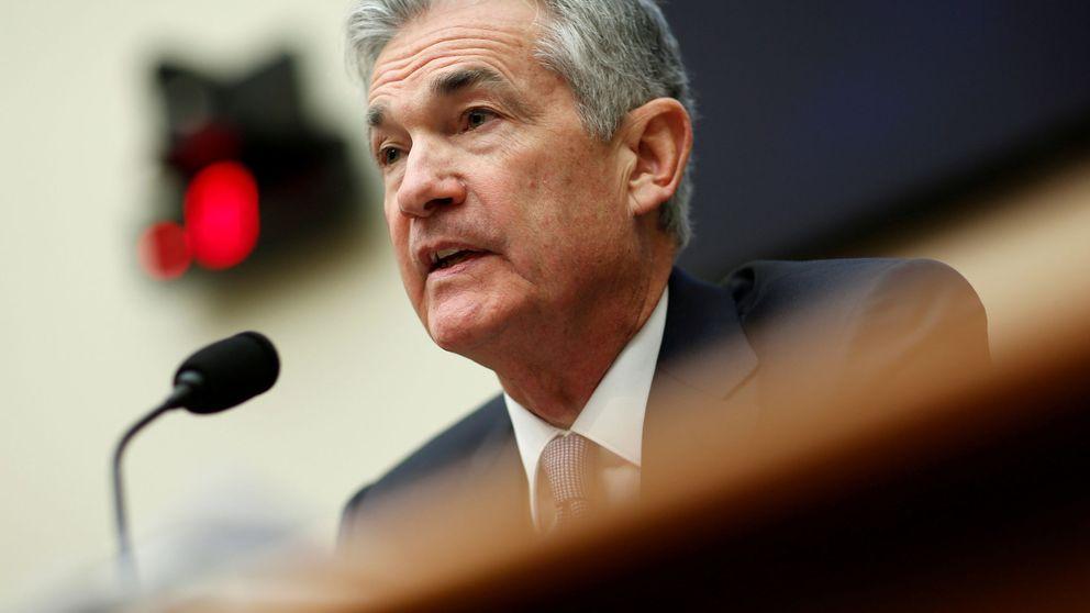Powell debuta en la Fed: sube los tipos y prevé retirar los estímulos más rápido