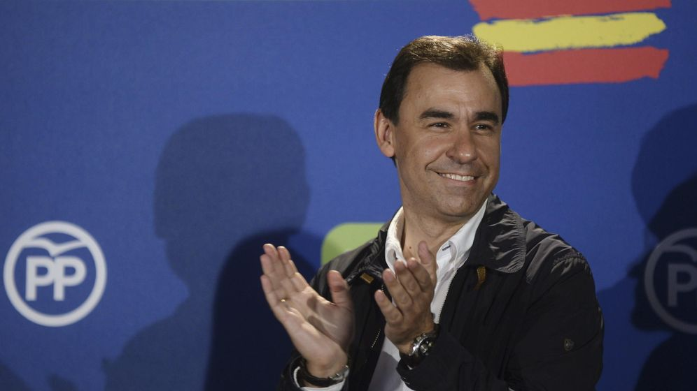 Foto: El vicesecretario de Organización y Electoral del Partido Popular, Fernando Martínez-Maíllo, durante un acto. (Efe)