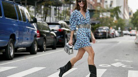 Hallazgo (con descuento) en Pull and Bear: las botas cowboy para vestidos