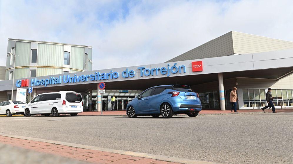 Foto: Hospital de Torrejón de Ardoz. (EFE)