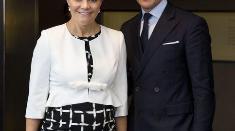 Victoria de Suecia habla sobre el embarazo de su cuñada Sofía Hellqvist