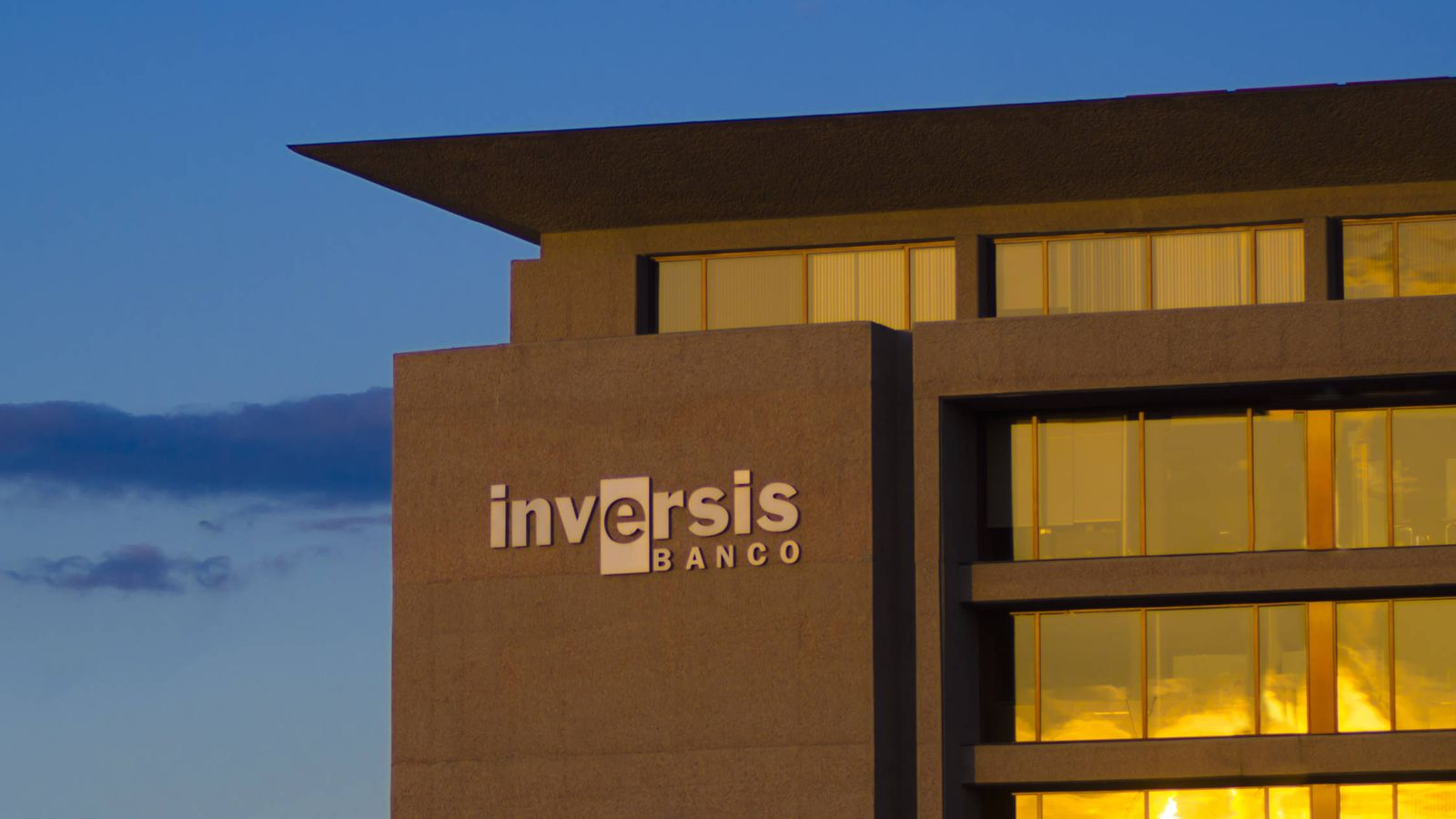 Foto: Edificio de Inversis en Madrid