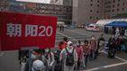 China repite número de nuevos casos: 46, la mayoría llegados del exterior