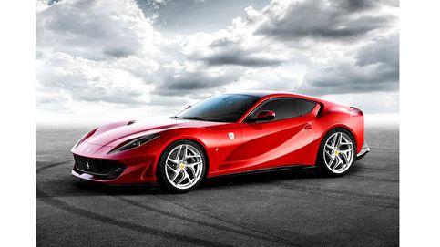 De Jaguar a Ferrari: 5 coches que le van a dejar con la boca abierta