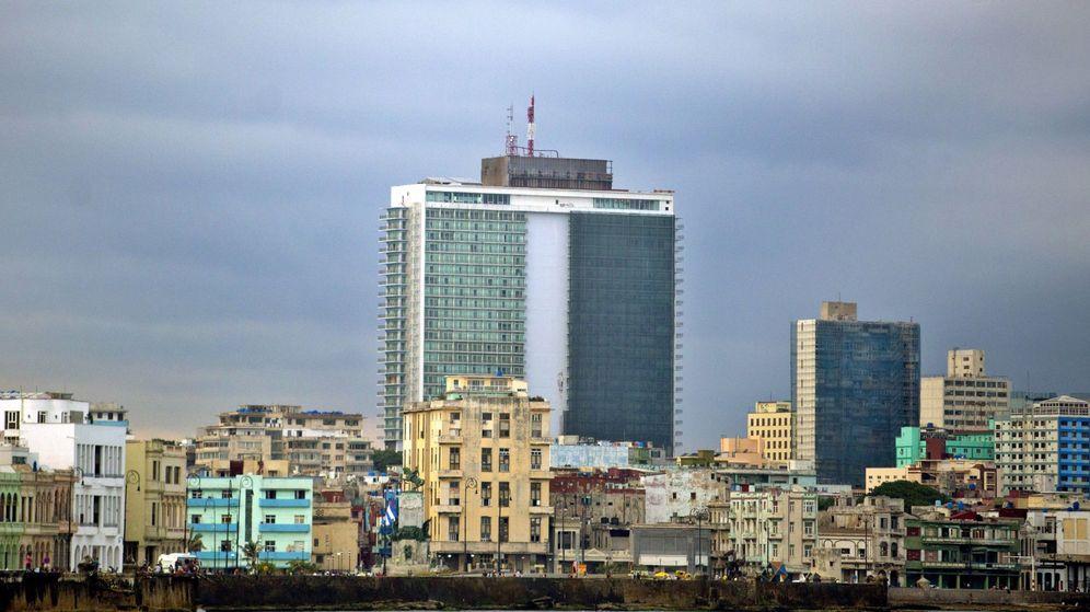 Foto: Hotel en La Habana. (EFE)