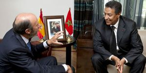 Rubalcaba y su homólogo marroquí acuerdan crear comisarías conjuntas