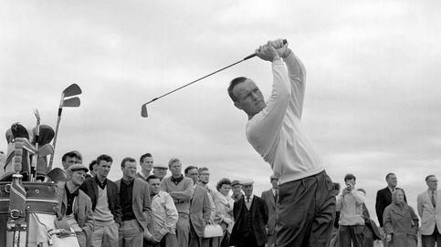 ¿Por qué Arnold Palmer es el indiscutible Rey si no tiene el mejor palmarés?
