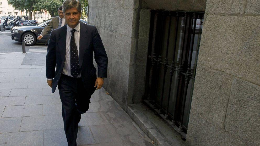 Francisco González encargó a Villarejo espiar al constructor Fernando Martín