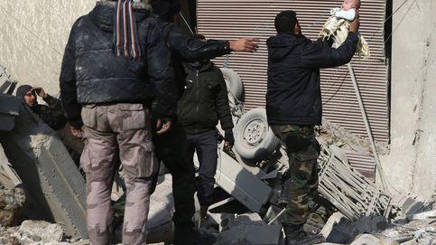 Bombardeos cerca de Damasco: la masacre en Siria no cesa