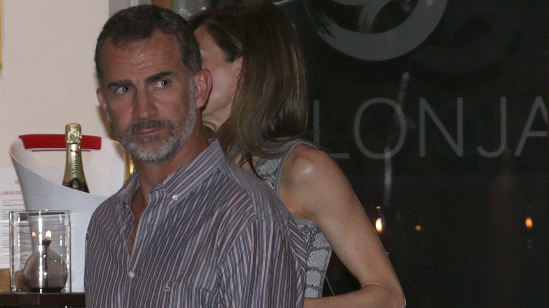 Foto: Felipe VI junto a Doña Letizia (Gtres)