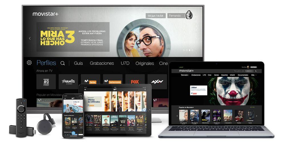 Telefónica integra Movistar en Apple TV y amplía su ecosistema de dispositivos