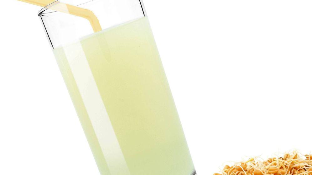 Foto: La bebida de germinados. (iStock)