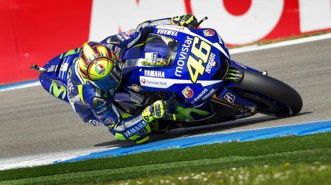 Rossi da un golpe de autoridad y consigue la primera 'pole' del año