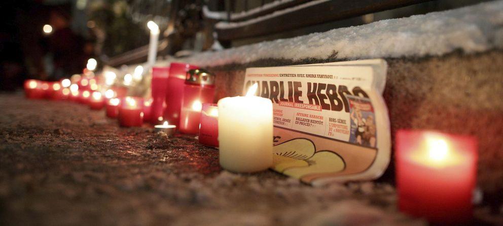 Foto: Barbarie en París, en nombre de Dios