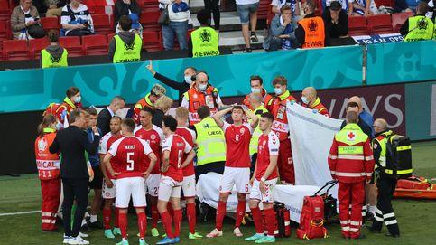 La UEFA suspende el Dinamarca-Finlandia después de que Eriksen se desplomase