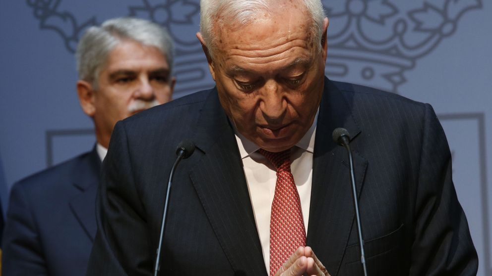 Margallo, la caída