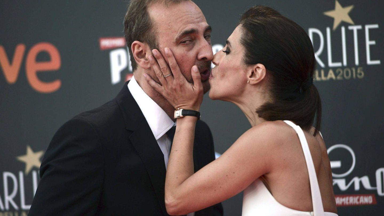 Maribel Verdú y Pedro Larrañaga. (EFE)