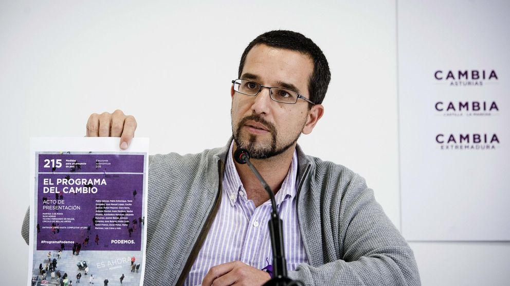 La dirección de Podemos descarta una refundación, como plantean los críticos