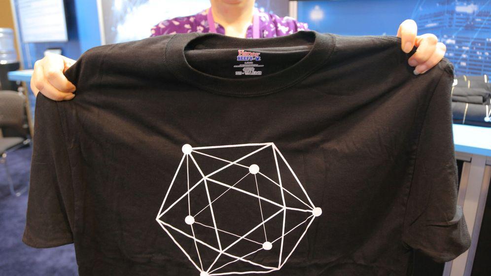 Foto: Logotito de la tecnológica Hyperledger, especializada en Blockchain
