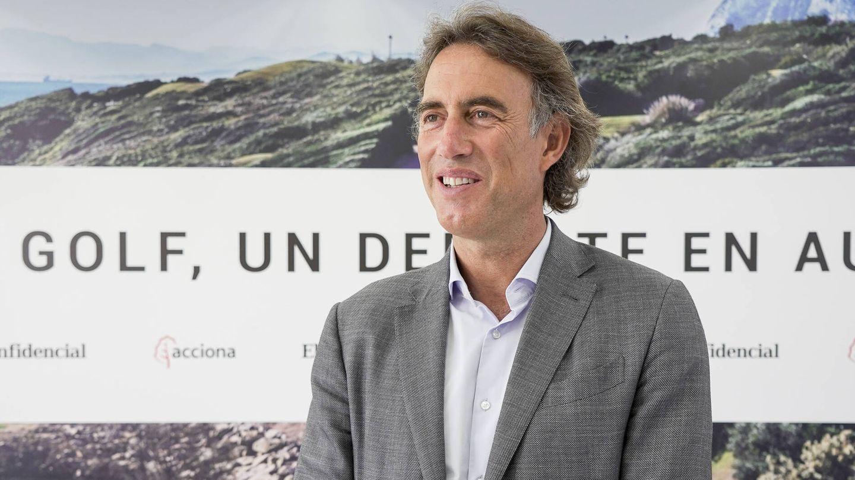 Gerard Tsobanian, presidente y CEO de Madrid Trophy Promotion.