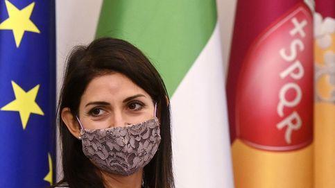 La alcaldesa de Roma, Virginia Raggi, da positivo en coronavirus