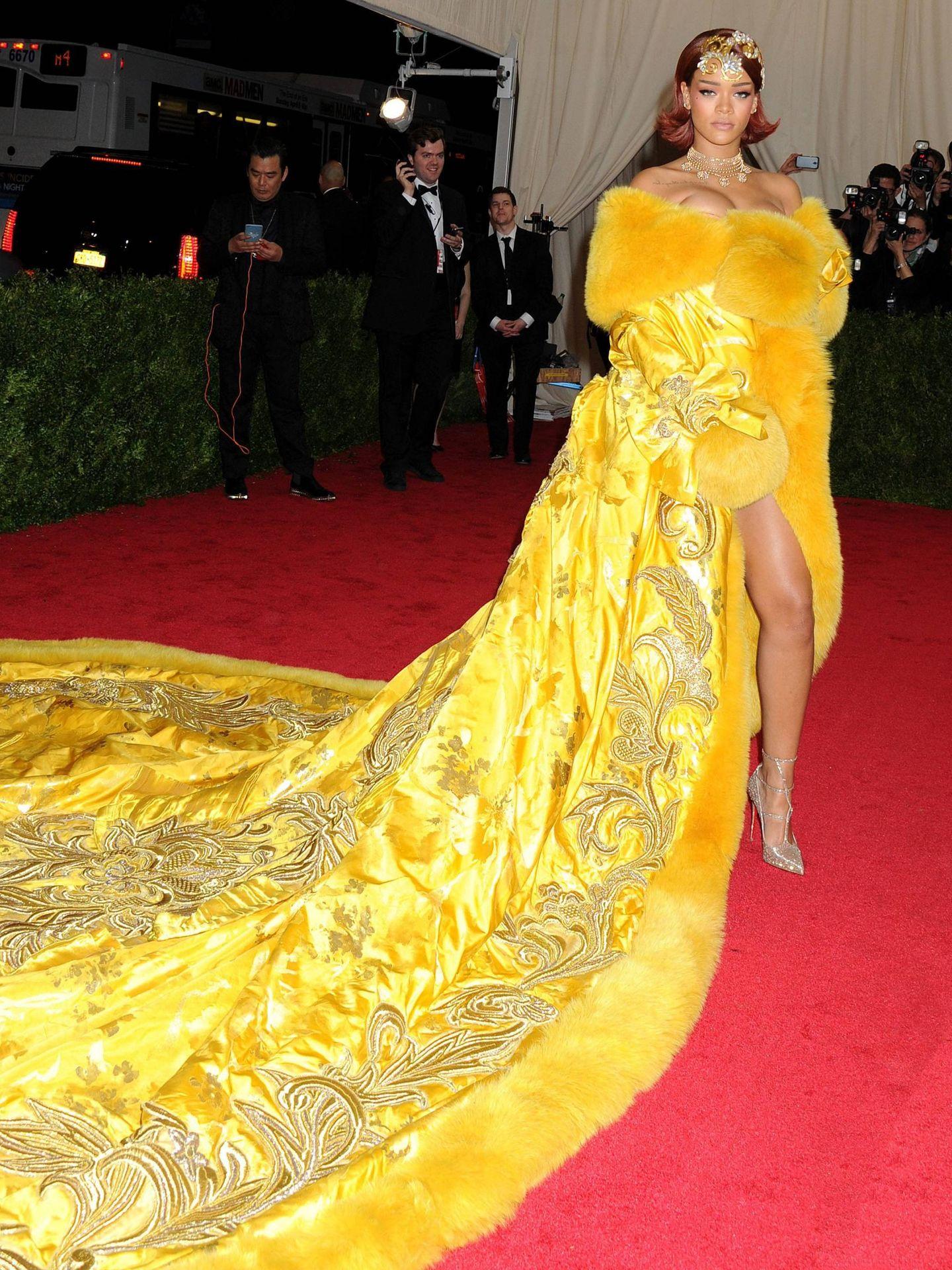 Rihanna. (Cordon Press)