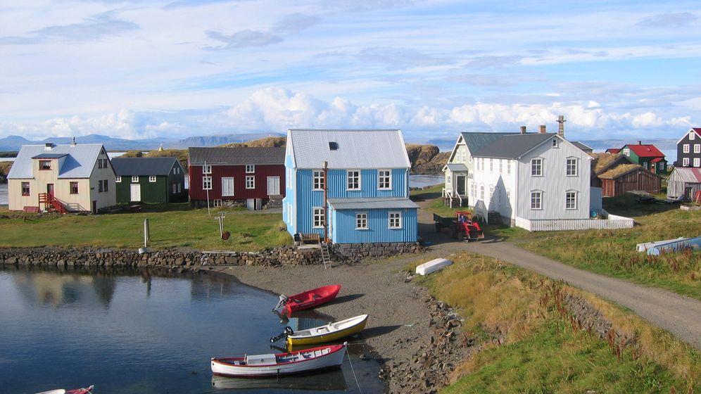 Foto: La idílica isla de Flatey, elegida el mejor destino de vacaciones. (CC/Wikimedia Commons)