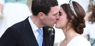 Post de Eugenia de York, radiante de amor: su felicitación más romántica a su marido Jack