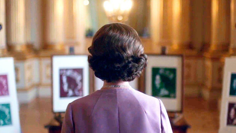Fotograma de 'The Crown'. (Cortesía)
