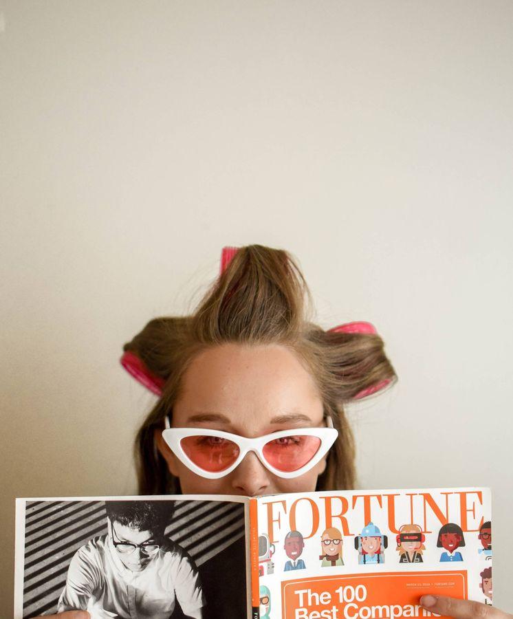 Foto: Di adiós a tu pelo quebradizo. (Unsplash)