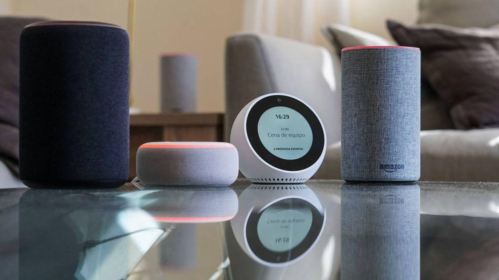 Los altavoces Amazon Echo llegan a España: así podrás manejarlos con la voz