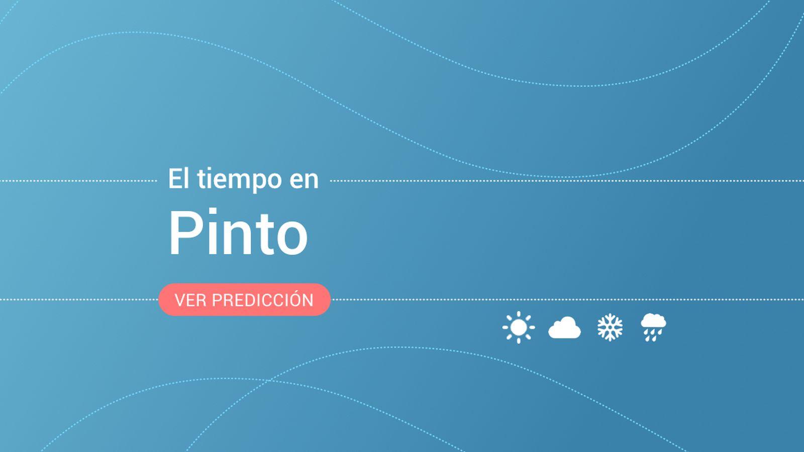 Foto: El tiempo en Pinto. (EC)