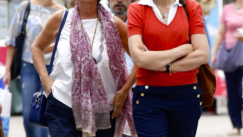 Así es Rita Allendesalazar, la íntima de la infanta Elena que más fiel le ha sido
