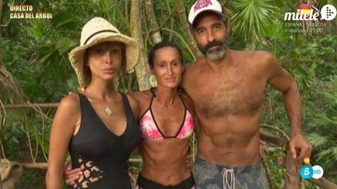 Dulce, expulsada de 'Supervivientes', no quiere boda entre Chabelita y Alejandro