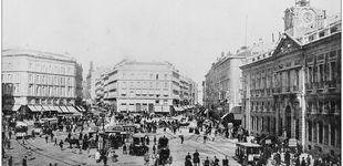 Post de Gran Vía, Sol o Palacio Real hace cien años: viaja virtualmente por la historia de Madrid