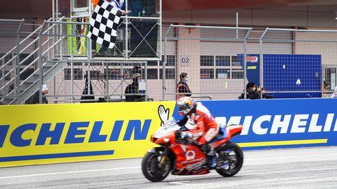 El español Jorge Martín logra la primera victoria de su carrera en MotoGP