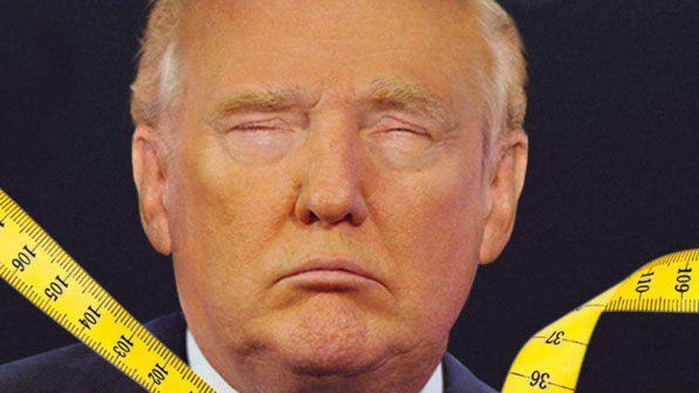Donald Trump, obligado a defender el tamaño de su pene en un debate