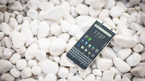 Blackberry KEYone, un móvil anclado al pasado